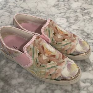 Ted Baker 5 Sneakers Light Pink Floral